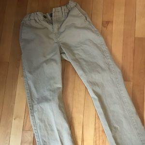 Gap kids size 14 slim straight fit dress pants